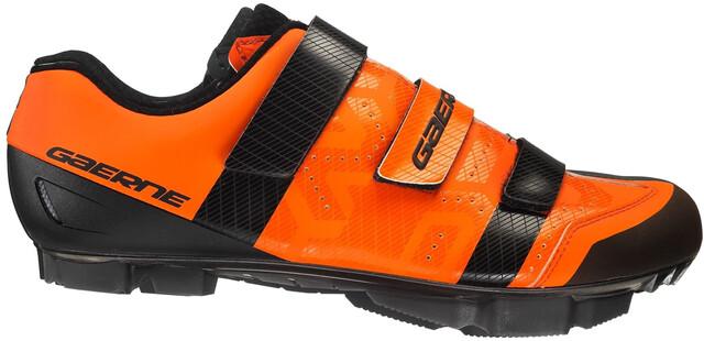 Gaerne G.Laser Fahrradschuhe Herren orange